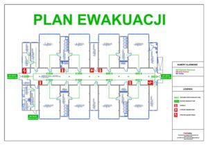 Plany Ewakuacyjne